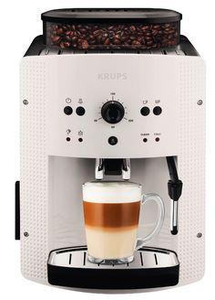 Krups EA8105 – Cafetera super automática Roma en oferta por unos 250 euros por tiempo limitado en Amazon España