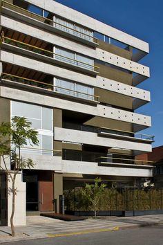 2do. Premio Categoría Vivienda Multifamiliar - Bienal 2009 Colegio de…