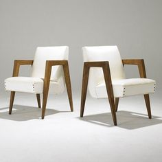 Retro chair design by Russell Wright #interiordesign #decoration