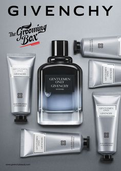 """GIVENCHY """"The Grooming Box"""" 2015 ©ludoroy #givenchybeauty #givenchy #ludoroy #ddbluxe #thegroomingbox"""