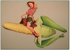 Corn cob girl sex