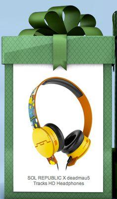 SOL REPUBLIC X deadmau5 Tracks HD Headphones