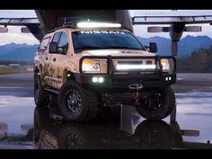 """2014 Nissan Titan """"Project Titan"""""""