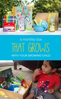 Best kid products delivered straight to your door! Get a Sneak Peek inside next month's box. ➜Use PIN40 at checkout for 40% off your 1st box. Ends 08/15/15.