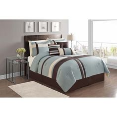 Shop for VCNY Berkley 7-piece Comforter Set. Get free shipping at Overstock.com - Your Online Fashion Bedding Outlet Store! Get 5% in rewards with Club O!