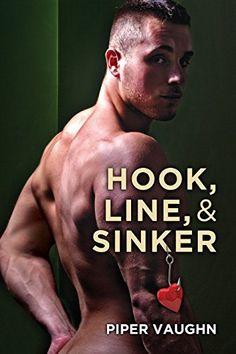 Pre-order: Hook, Line, & Sinker (Hard Hats Book 2) by Piper Vaughn