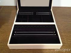 Pandora jewellery box.