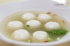 Fishball Soup by The Bonding Tool, via Flickr