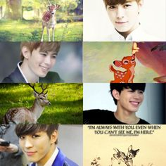 Fairytale Sons & Daughters edit // Bambi's Son // Hongbin of VIXX