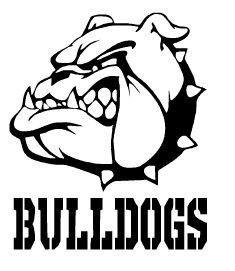bulldogs sparta bulldogs football pinterest cricut rh pinterest com free georgia bulldog clip art