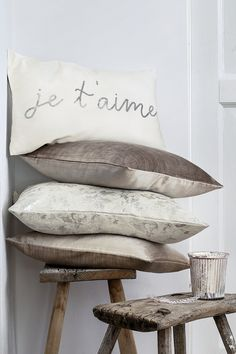 Sequined cushion cover. | H&M Home