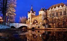 Castillo de Huniad en Rumania - que visitar