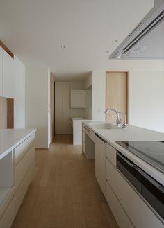 Architecture: House Yorii located in Saitama Prefecture, Japan