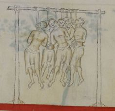 The Queen Mary Psalter 1310-1320 Royal MS 2 B VII  Folio 61v