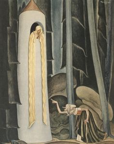 Gustaf Tenggren · Once Upon a Canvas: Exploring Fairy Tale ...