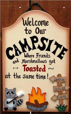 Wish we had a campsite...