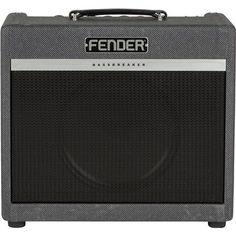 Fender Bassbreaker 15 Combo   Tube Amp   Fender