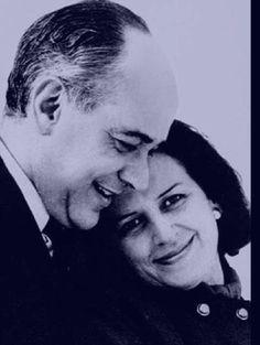 Paulo Emílio Sales Gomes e Lygia Fagundes Telles em 1970.  Veja também: http://semioticas1.blogspot.com.br/2011/08/paginas-de-realidade.html