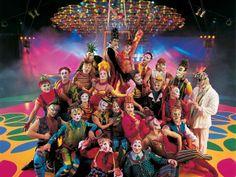 Cirque Du Soleil Orlando | Cirque du Soleil em Orlando - Dicas e Informações - AcheiViagem.com ...