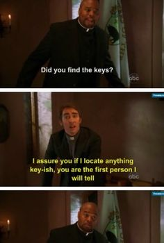 Ned and Emerson- Pushing Daisies