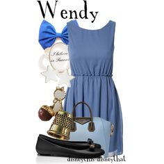 Disney Style- Peter Pan, Wendy... I MUST HAVE!!!