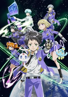 Funimation Unveils elDLIVE Dub Cast by Mike Ferreira
