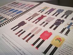 DIY Stitch People book and cross-stitch starter kit