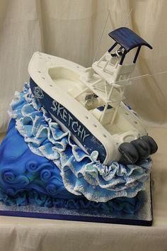29 Best Boat Cakes Images Boat Cake Cake Birthday Cake