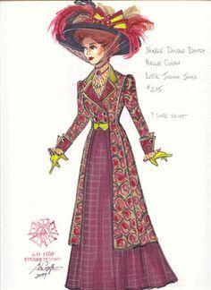Costume Design by Eduardo Sicangco