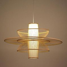 "Product Description • Small Dimensions: 17.71"" Dia x 15.74"" H • Medium Dimensions: 23.62"" Dia x 17.71"" H • Large Dimensions: 31.49"" Dia x 21"" H • Material: Bamboo, Rattan • Color: Beige, White • Bulb Type: LED Bulbs • Bulb Base: E27 • Switch Type: AA1 • SKU: WINZSC • Brand: Artisan Living Returns & Exchanges Non-re"