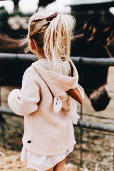 Little fashionista. ♥️