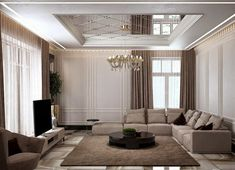 modern pop false ceiling designs for living room 2015 - Living Room Ceiling Design Ideas