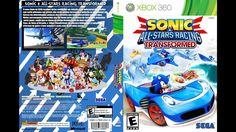 Sonic All Stars Racing Transformed Votando a jogar depois de tanto tempo !