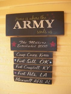 For all my military friends... This is so cute! Oh so true!