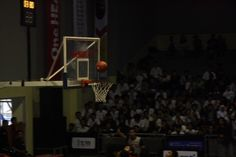 3-point Shot On match between 2 best team on DBL Competition.