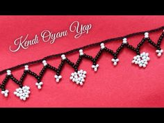 Bead Embroidery Tutorial, Bead Embroidery Patterns, Beaded Embroidery, Beading Patterns, Diy Jewelry Instructions, Making Bracelets With Beads, Beaded Bracelets Tutorial, Beaded Earrings Patterns, Beaded Crafts
