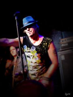 RATT drummer Bobby Blotzer from the Central City, CO, show June 25, 2016. #ratt #rock #rocknroll #music #80s #80smusic #HairBand