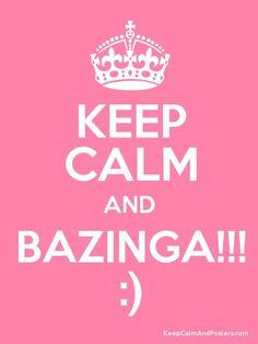 Blazinga! Pink!