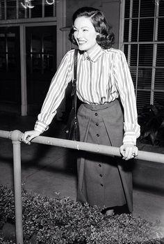 Gene Tierney, 1951