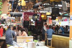 Bay Harbour Market - Beautiful Hout Bay, located just outside Cape Town, is home to a colourful weekend market, called Bay Harbour Market. Formed as an initiative and social upliftment project for the local community, the market is located in an old fish factory on the harbour front. It houses more than 100 stalls offering a variety of wares, from art, souvenirs and gifts to food and fashion. Live music enriches the Bay Harbour Market experience.