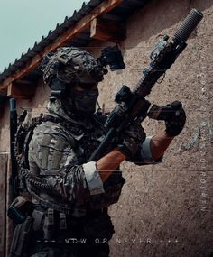 Special Ops, Special Forces, Us Navy Seals, Delta Force, Combat Gear, Green Beret, Custom Guns, Military Guns, Hunting Rifles