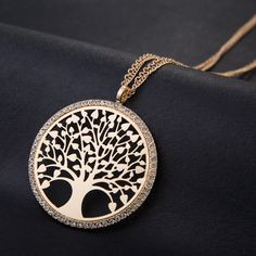 Unique Multiplayer Gold color Tree Of Life Necklaces Pendants Crystal long Necklaces For Women collier femme Statement jewelry    / //  Price: $US $2.42 & FREE Shipping // /    Buy Now >>>https://www.mrtodaydeal.com/products/unique-multiplayer-gold-color-tree-of-life-necklaces-pendants-crystal-long-necklaces-for-women-collier-femme-statement-jewelry/    #Best_Buy