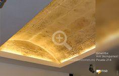 Ausstellung mit Gewölbedecke - MSD-Steinpaneel Picada - 00056