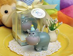 Hippo Smokeless Birthday Candle Wedding Animal Candle -- Be sure to check out this awesome product.