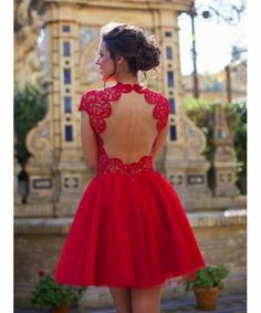 Invitadas que eligen el rojo como mejor opción y ¡aciertan!