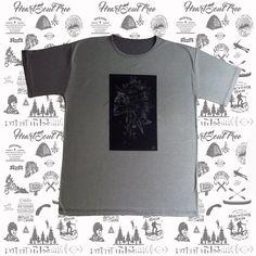 ADVENTURE SIOUX Camiseta Masculina.