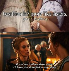 """Community Post: 15 Times """"Game Of Thrones"""" Characters Did """"Just Girly Things"""""""