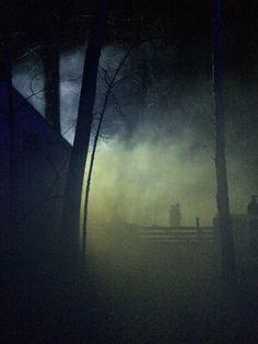 Fort edmonton Halloween