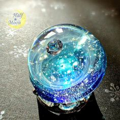 Resin Crafts, Resin Art, Crystals And Gemstones, Stones And Crystals, Swarovski Crystal Figurines, Water Globes, Beautiful Collage, Concept Weapons, Anime Girl Drawings