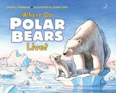 The Arctic might be a bit too chilly for humans to live there, but it is the perfect home for polar bears. But the earth is getting warmer and the ice is melting. Where will the polar bears live? How